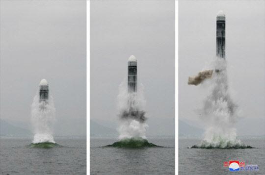 """""""北, SLBM 추가 시험 가능성"""""""